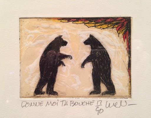 Blog Image for Art Tuesday Donne Moi ta Bouche