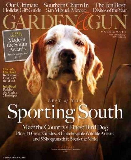 Blog Image for Garden & Gun Wins for Editorial Excellence