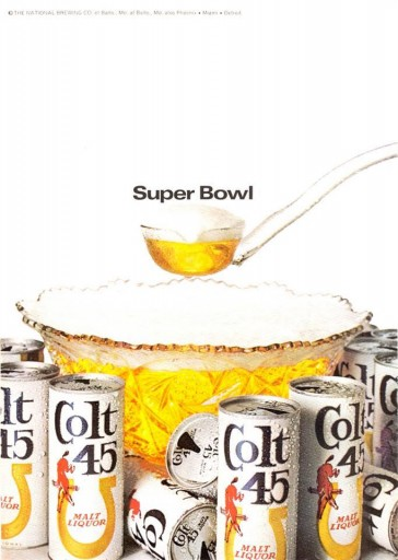 Blog Image for Celebrate the Superbowl with Colt45