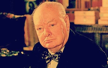 Blog Image for Winston Churchill on Business