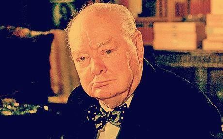 Blog Image for Winston Churchill on Business