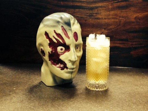Blog Image for Happy Halloween - Cocktail Friday