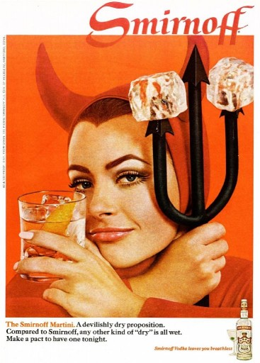 Blog Image for Throwback Thursday Smirnoff Halloween
