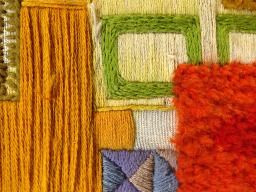 Blog Image for Art Tuesday Yarn Art