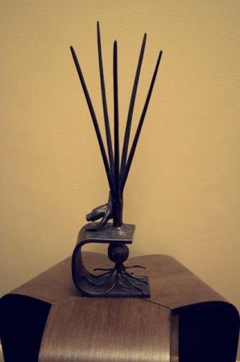 Blog Image for Art Tuesday Sculptor Ivan Baliey