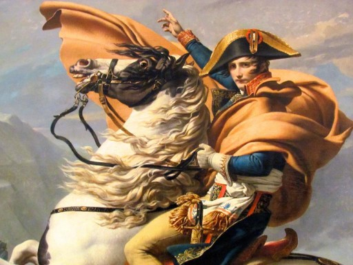 Blog Image for Wit & Wisdom Wednesday Napoleon