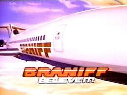 Blog Image for Throwback Thursday Braniff, Believe It!