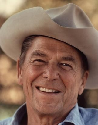 Blog Image for Ronald Reagan on Giving Credit