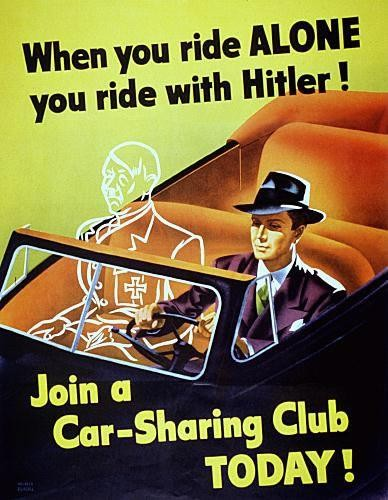 Blog Image for Throwback Thursday Driving with Hitler