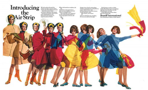Blog Image for Throwback Thursday Braniff Air Strip
