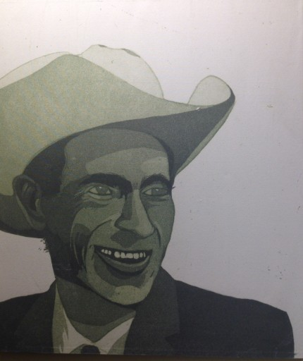 Blog Image for Art Tuesday Hank Williams
