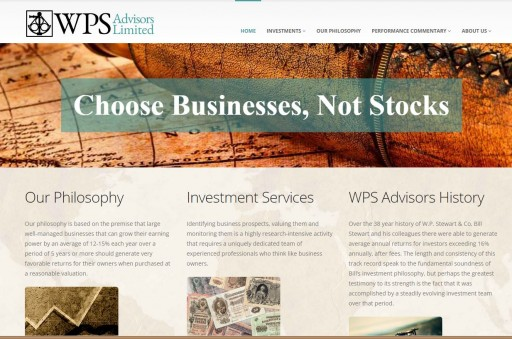 Blog Image for New Site Launch WPS Advisors