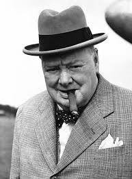 Blog Image for Wit & Wisdom Wednesday - Churchill Hell