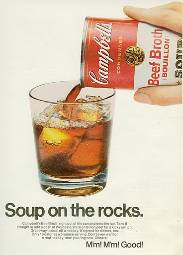 Blog Image for Throwback Thursday Campbell's on the Rocks