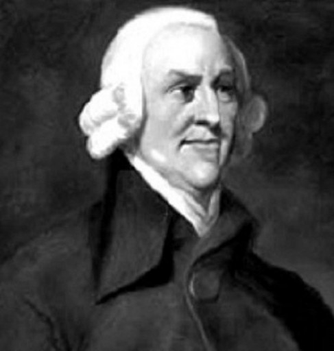 Blog Image for Wit & Wisdom Wednesday - Adam Smith