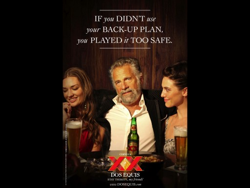 Blog Image for Cinco de Mayo - Dos Equis and the Most Interesting Man in the World