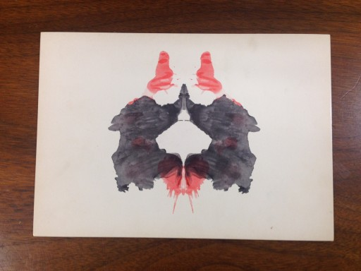 Blog Image for Imagery Should Enhance Not Confuse the Message - Rorschach Plate II