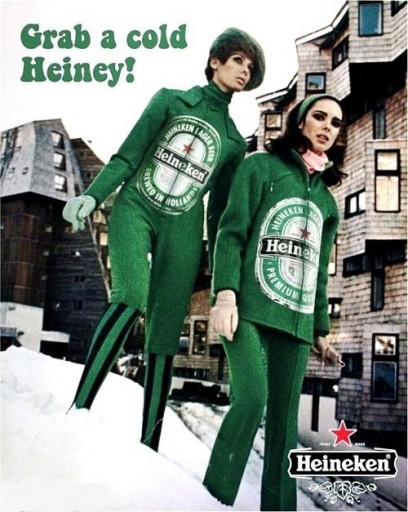 Blog Image for Throwback Thursday Grab a Cold Heiney!