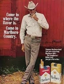 Blog Image for Throwback Thursday  - Marlboro Man