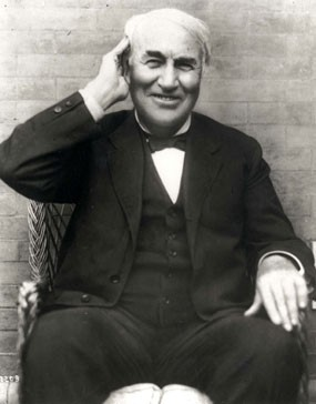 Blog Image for Wit & Wisdom Wednesday -Thomas Edison on Not Failing