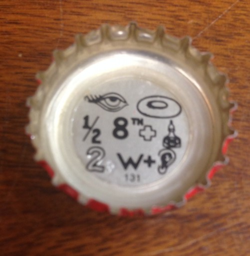 Blog Image for Cocktail Friday Lonestar Beer Bottle Cap #131