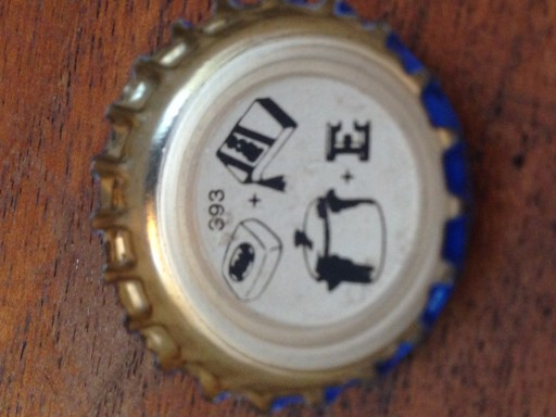 Blog Image for Lonestar Beer Blue Bottle Cap Number 393