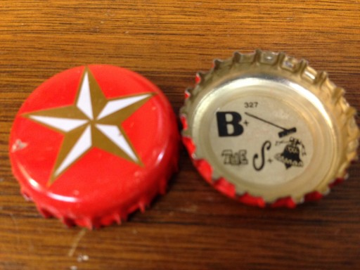 Blog Image for Cocktail Friday Lone Star Bottle Cap #327