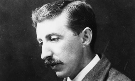Blog Image for Wit & Wisdom Wednesday  - E.M. Forster on Spoon Feeding