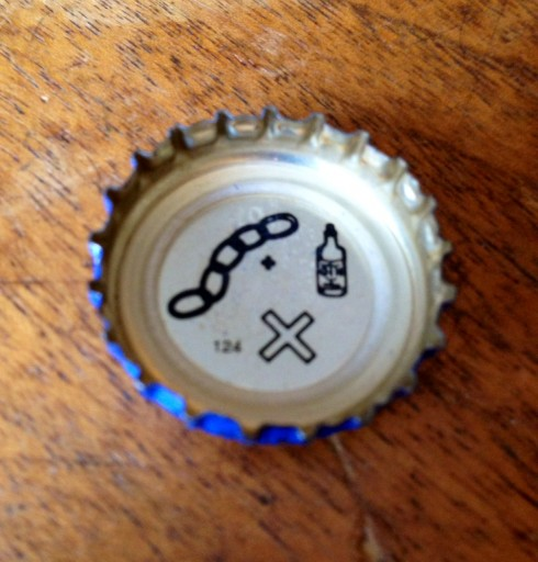 Blog Image for Cocktail Friday Lone Star Bottle Cap #124