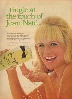 Blog Image for Throwback Thursday Jean Nate