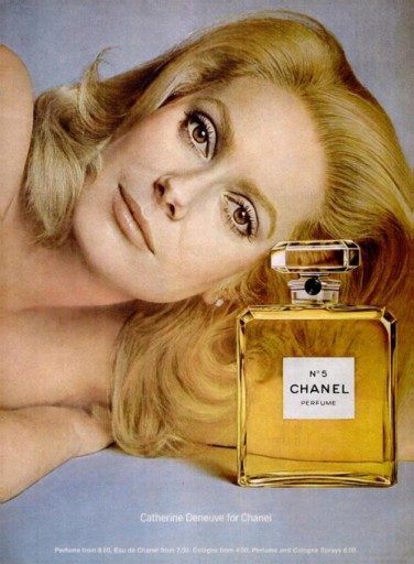 Blog Image for Throwback Thursday Chanel No 5