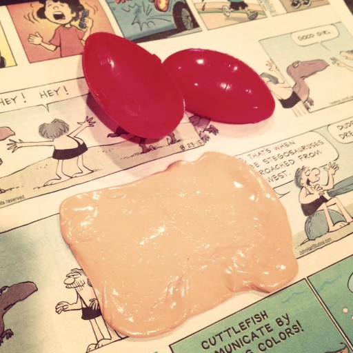 Blog Image for Sentimental Sunday Silly Putty and Sunday Comics