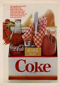 Blog Image for Throwback Thursday Labor Day Picnic Coke