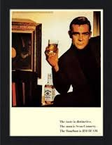 Blog Image for Throwback Thursday Sean Connery for Jim Beam