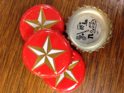 Blog Image for Cocktail Friday Lone Star Beer Bottle Cap 157
