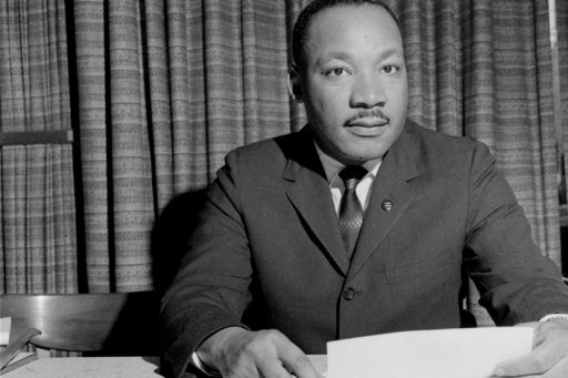 Blog Image for Today is Martin Luther King Day