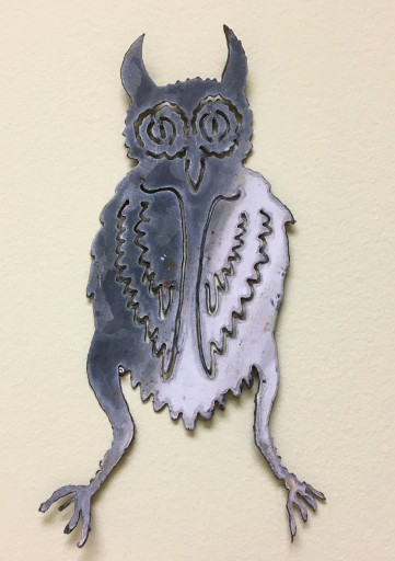 Blog Image for Art Tuesday Wise Owl