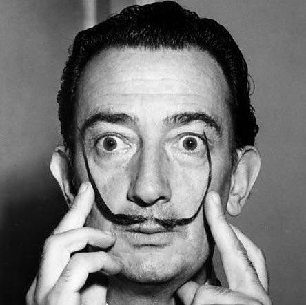 Blog Image for Wit & Wisdom Wednesday  - Dali on Ambition