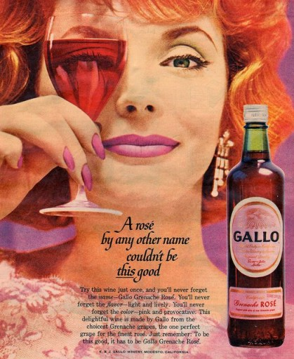 Blog Image for Throwback Thursday - Gallo Rose
