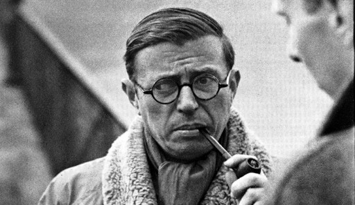 Blog Image for Wit and Wisdom Wednesday - Jean-Paul Satre on Honesty