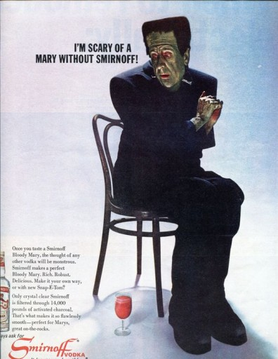 Blog Image for Throwback Thursday: Spooky Scary Smirnoff