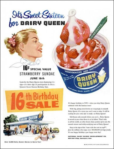 Blog Image for Throwback Thursday - Dairy Queen