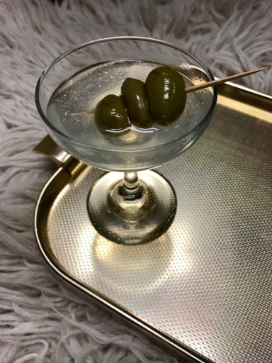 Blog Image for Cocktail Friday: Dirty Martinis