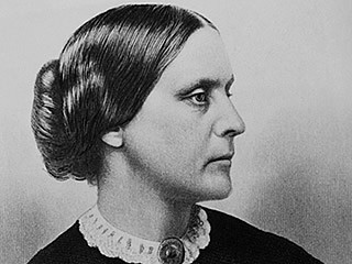 Blog Image for Wit & Wisdom Wednesday  - Susan B. Anthony
