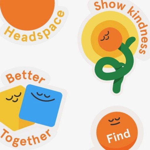 Blog Image for World Mental Health Day  with Snapchat and Headspace Mini