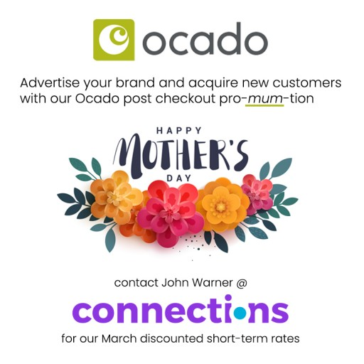 Blog Image for Ocado Post Check-out Offer