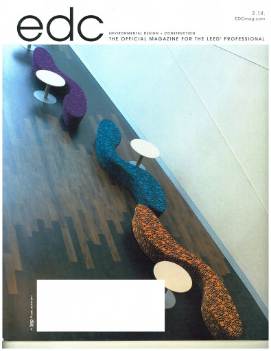 Media Scan for Environmental Design & Construction Magazine