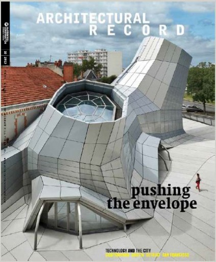 Media Scan for Architectural Record