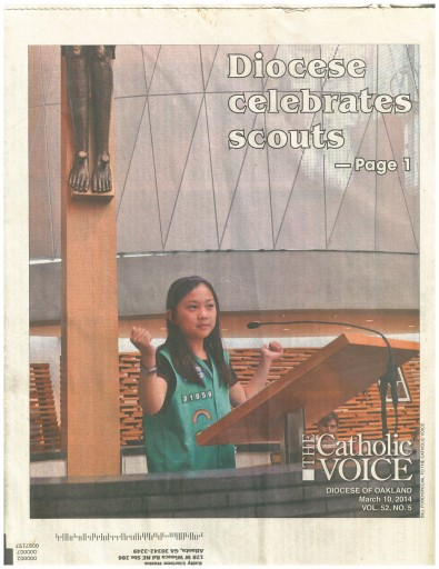 Media Scan for Oakland Catholic Voice