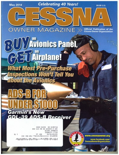 Media Scan for Cessna Owner
